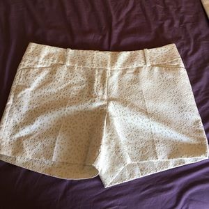 NWT Limited patterned dress shorts